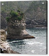 Neah Bay At Cape Flattery II Acrylic Print