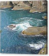 Neah Bay At Cape Flattery Acrylic Print