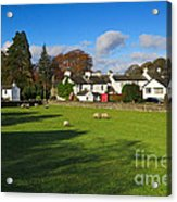 Near Sawrey In The Lake District Acrylic Print