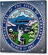 Nebraska State Seal Acrylic Print