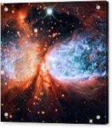 Nebula Sh 2-106 Acrylic Print