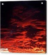 Nebular Sonata Acrylic Print
