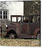 Need To Be Restore Acrylic Print