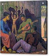 Negro Spritual, 1959 Acrylic Print