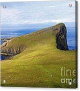 Neist Point  Acrylic Print by Diane Macdonald