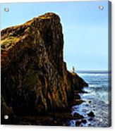 Neist Point Acrylic Print