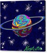 Neptune Ss Acrylic Print