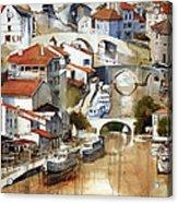 Nerac France Acrylic Print
