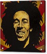 Nesta Robert Marley  Acrylic Print