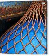 Nets And Knots Number One Acrylic Print