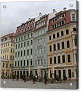 Neumarkt - Dresden - Germany Acrylic Print