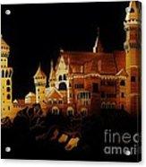 Neuschwanstein Castle_4 Acrylic Print