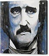 Never More - Poe Acrylic Print