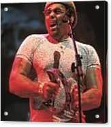 Neville Brothers Acrylic Print