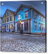 New Bedford - Historic District Acrylic Print