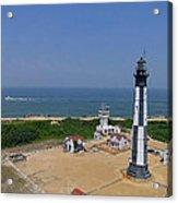 New Cape Henry Lighthouse Acrylic Print