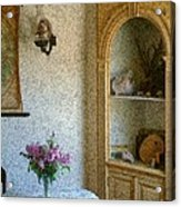 New England Florentine Acrylic Print
