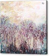 New England Landscape No.100 Acrylic Print by Sumiyo Toribe