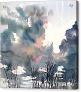 New England No.197 Acrylic Print