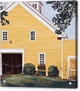 New England Roots Acrylic Print
