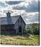 New Gloucester 7p00331 Acrylic Print by Guy Whiteley