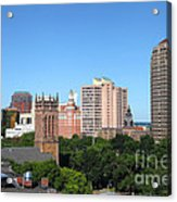 New Haven  Connecticut Acrylic Print