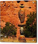 New Mexico Art Acrylic Print