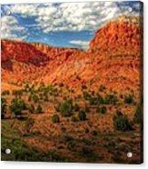 New Mexico Mountains 2 Acrylic Print