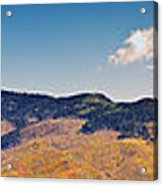 New Mexico Panorama Acrylic Print
