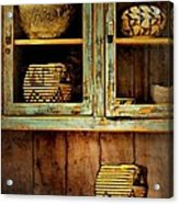 New Mexico Sideboard Acrylic Print