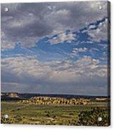 New Mexico Sky Acrylic Print