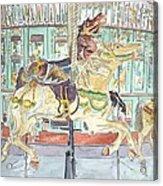 New Orleans Carousel Acrylic Print