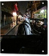 New Orleans - City At Night - 121210 Acrylic Print