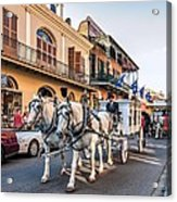 New Orleans Funeral Acrylic Print