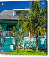 New Orleans Home 7 Acrylic Print
