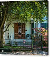 New Orleans Home 8 Acrylic Print