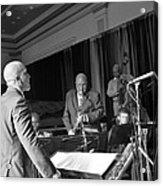 New Orleans Jazz Orchestra Acrylic Print