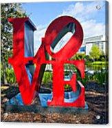 New Orleans Love Acrylic Print