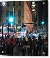 New Orleans - Mardi Gras Parades - 121241 Acrylic Print