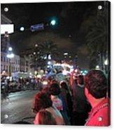 New Orleans - Mardi Gras Parades - 121243 Acrylic Print