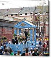 New Orleans - Mardi Gras Parades - 121270 Acrylic Print