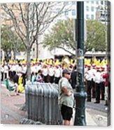 New Orleans - Mardi Gras Parades - 121281 Acrylic Print