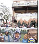 New Orleans - Mardi Gras Parades - 121288 Acrylic Print
