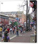 New Orleans - Mardi Gras Parades - 121290 Acrylic Print