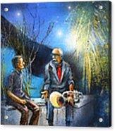 New Orleans Nights 02 Acrylic Print