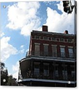 New Orleans - Seen On The Streets - 121215 Acrylic Print
