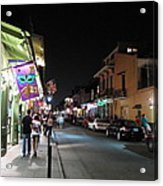 New Orleans - Seen On The Streets - 121230 Acrylic Print