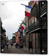 New Orleans - Seen On The Streets - 121250 Acrylic Print