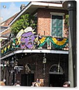 New Orleans - Seen On The Streets - 12129 Acrylic Print