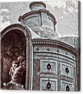 New Orleans - St.louis Cemetery Acrylic Print